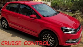 Download Cruise Control System in Volkswagen Polo - AllStar / Highline / GT Video