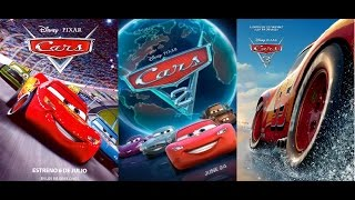 Download Teaser trailer cars 1 - 2 - 3 Video