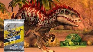 Download Jurassic World: The Game - Fleischfresser Aufstellung - jetzt wird abgerechnet - Premium Paket #410 Video