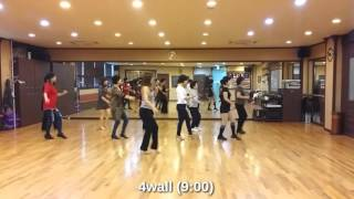 Download Everybody Can Rumba Line Dance (Beginner) Video