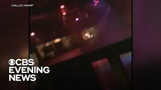 Download Chilling video shows inside of California bar as shooter opened fire Video