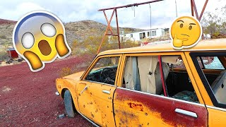Download THEY EVEN ABANDONED THEIR CARS... Exploring Abandoned Houses & Cars Left in the Middle of Nowhere! Video