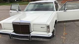 Download Lincoln Continental Mark VI - 1980 5.8 liter 351 Windsor V8 (Interior Features) Video