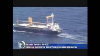 Download Pasukan TNI Bekuk Perompak Somalia.mp4 Video