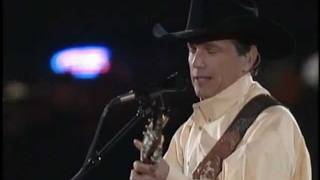 Download George Strait - Amarillo By Morning (Live From The Astrodome) Video