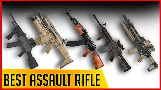 Download TOP 10 ASSAULT RIFLES In the World (2019) Video