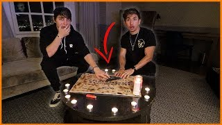 Download OUIJA BOARD IN THE MOST HAUNTED HOTEL IN LOS ANGELES! Video