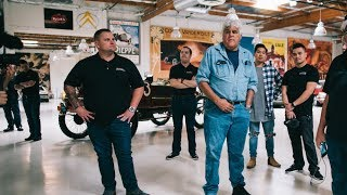 Download JAY LENO'S GARAGE PRIVATE TOUR Video
