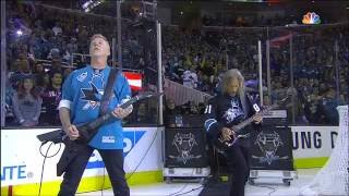 Download Metallica performs national anthem at the Stanley Cup Final Video