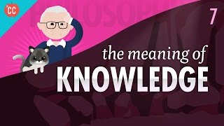 Download The Meaning of Knowledge: Crash Course Philosophy #7 Video
