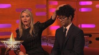 Download Cameron Diaz Defends Pubic Hair - The Graham Norton Show Video