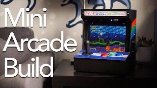 Download Build a PortaPi Mini Tabletop Arcade! Video