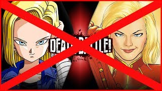 Download Android 18 VS Captain Marvel Debunked Video