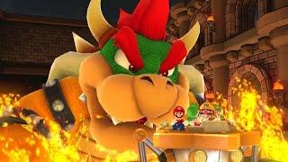 Download Mario Party 10 - Team Bowser Vs. Team Mario - Chaos Castle (2 Player) Video