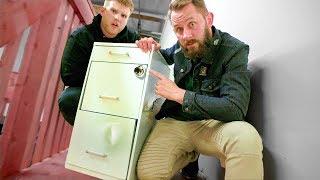 Download Found A Hidden Abandoned Case In Hi5 Studios! Video