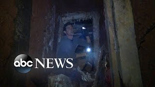 Download Inside Secret Drug Tunnels Running From the US to Mexico Video
