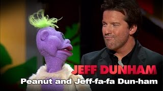 Download ″Peanut and Jeff-fa-fa Dun-ham″ | Spark of Insanity | JEFF DUNHAM Video