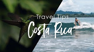 Download Travelling Costa Rica: Tips and Must Do's for a short 2 week Trip Video