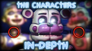 Download How Dangerous Are The NEW Animatronics!? || Five Nights At Freddy's: Sister Location In-Depth Video