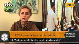 Download EK YERLEŞTİRME' DE SIKÇA SORULAN SORULAR Video