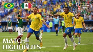 Download Brazil v Mexico - 2018 FIFA World Cup Russia™ - Match 53 Video