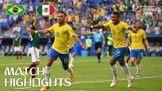 Download Brazil v Mexico - 2018 FIFA World Cup Russia™ - Match 53 Video