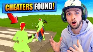 Download ALI-A vs CHEATERS in Fortnite: Battle Royale! (WHO WINS...?) Video