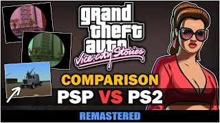 Download GTA Vice City Stories - PSP VS PS2 [In-depth Comparison] Video