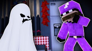 Download Minecraft Friends - GHOST OF THE PAST !? (Minecraft Roleplay) Video