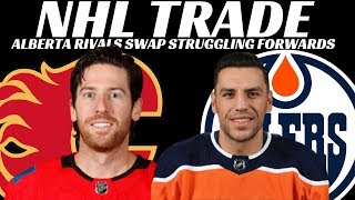 Download NHL TRADE - Oilers trade Lucic to Flames for Neal Video