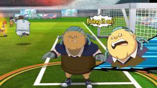 Download Inazuma Eleven Strikers Raimon vs Zeus Wii - Epic(hacks for Dolphin) Video