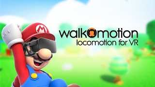Download Walk-O-Motion Locomotion for VR - SMB Themed Demo! (Super Mario in pure VR!) Video