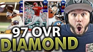 Download 97 OVERALL DIAMOND!! PAUL GOLDSCHMIDT PACK OPENING - MLB THE SHOW 17 DIAMOND DYNASTY Video
