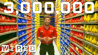 Download 3 Million LEGO Bricks in One Room! Video