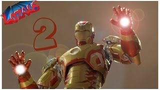 Download IRONMAN Stop Motion Action Video Part 2 Video