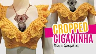 Download CROPPED CIGANINHA P,M,G / DIANE GONÇALVES Video