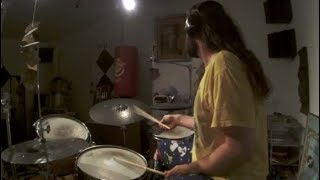 Download Wake 'N Break No. 1259 - Backbeat w/ Samba Foot Ostinato Moved To Hands | Andrew McAuley (KindBeats) Video