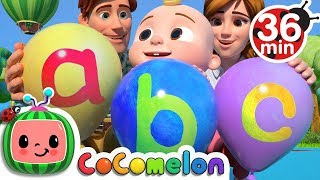 Download ABC Song with Balloons + More Nursery Rhymes & Kids Songs - CoCoMelon Video