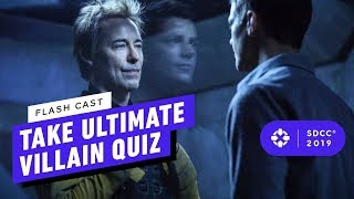 Download Does The Flash Cast Remember All the Villains?! - Comic Con 2019 Video
