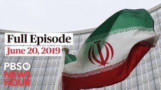 Download PBS NewsHour live show June 20, 2019 Video