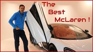 Download 600LT - The best McLaren Bang for your Buck and they gave me the keys ! Video
