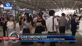 Download China's Cyber Security Week Showcases New Technology For Risk Control  Tech Trends  Video
