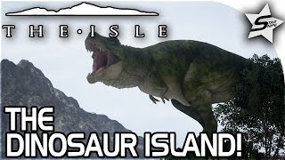 Download THE DINOSAUR ISLAND - The Isle Gameplay Part 1 Video