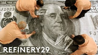 Download How Money Is Made | How Stuff Is Made | Refinery29 Video
