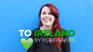Download WHAT IS IRELAND (BY FOREIGNERS) Video