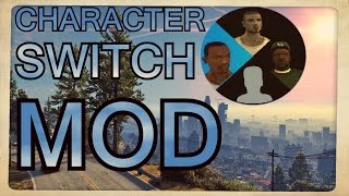 Download GTA 5 Character Switch Mode in GTA San Andreas   Mod Video