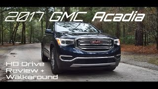 Download 2017 GMC ACADIA SLT 2.5L - HD Drive + Interior/Exterior Walkaround Video