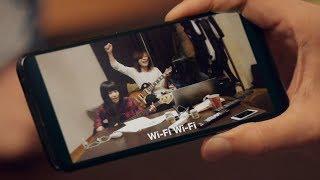 Download ヤバT「無線LANばり便利」CMソングに採用 こっそり出演も!?  「光インターネットBBIQ」新TVCM 「BBIQ家の人々 帰宅篇/親子ゲンカ篇」 Video