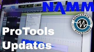 Download NAMM 2018 Avid Updates To Pro Tools Video