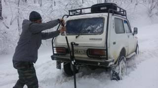 Download Крым снежный шторм Video